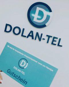 Gutscheine von DOLAN-TEL